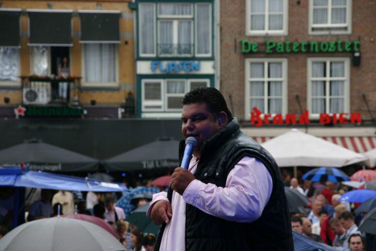 Django Wagner Levenslied op de Markt